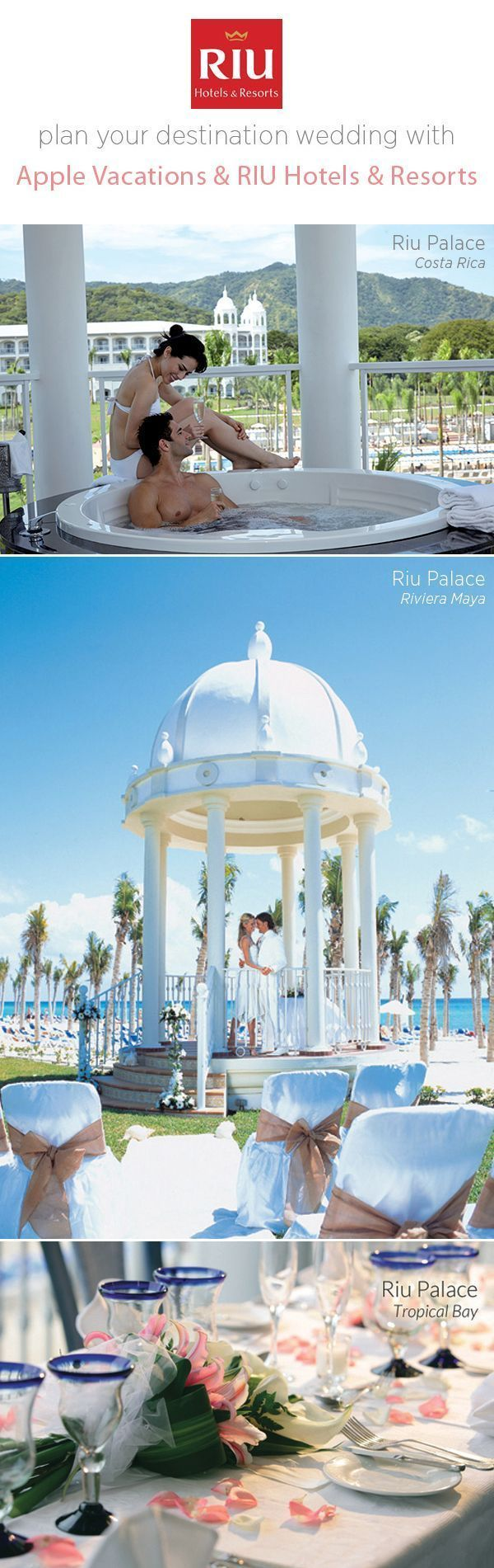 Apple Vacations & RIU Hotels & Resorts