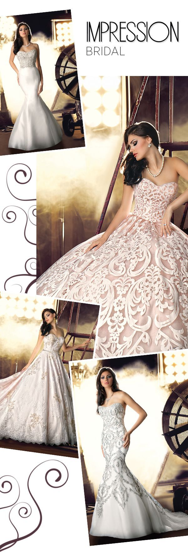 Find your Dream Dress with Impression Bridal