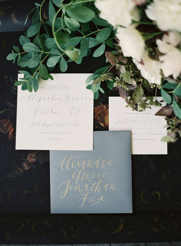 elegant-calligraphy-wedding-invitations