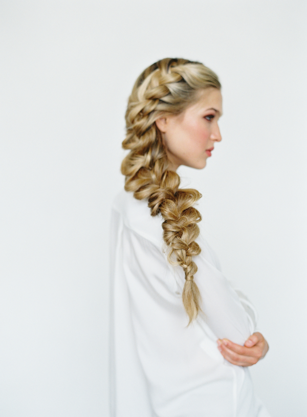 Loose Side Braid Hair Tutorial Ideas