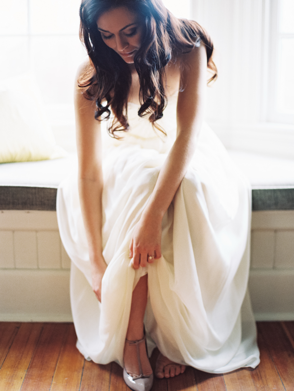 Intimate Clifton Inn Wedding