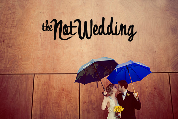 The Not Wedding 2014 Schedule