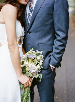 Effortless Outdoor San Jose Wedding