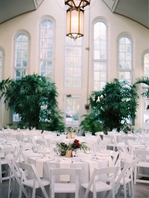 Vintage Romantic St. Louis Wedding