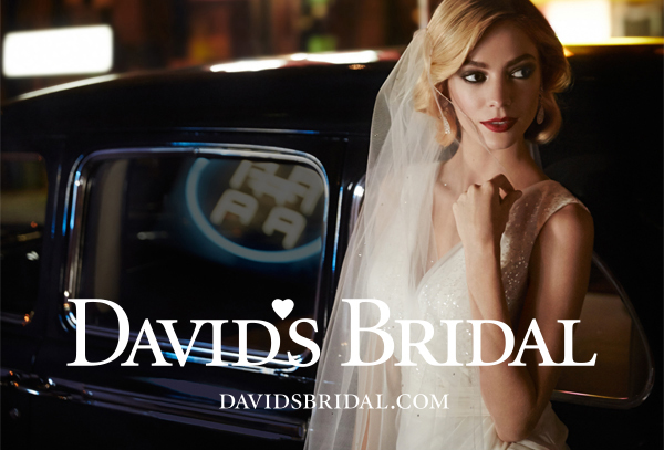 New Spring Collection From David S Bridal Pastel Wedding