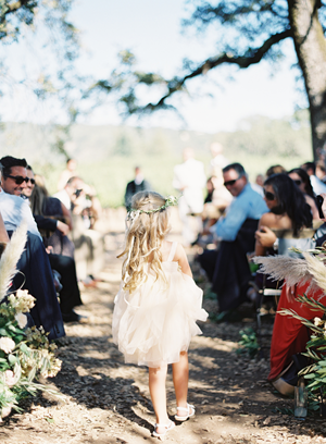 French Inspired Sonoma Valley Wedding