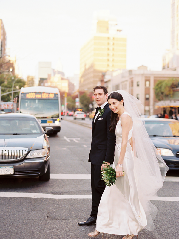 Elegant New York City Bowery Hotel Wedding