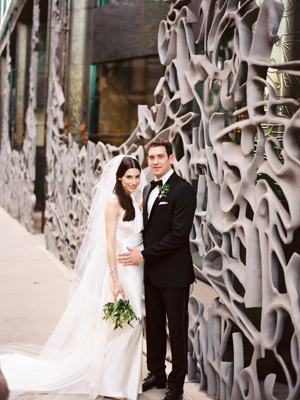 wedding ideas new york new york city bowery hotel wedding modern 28019