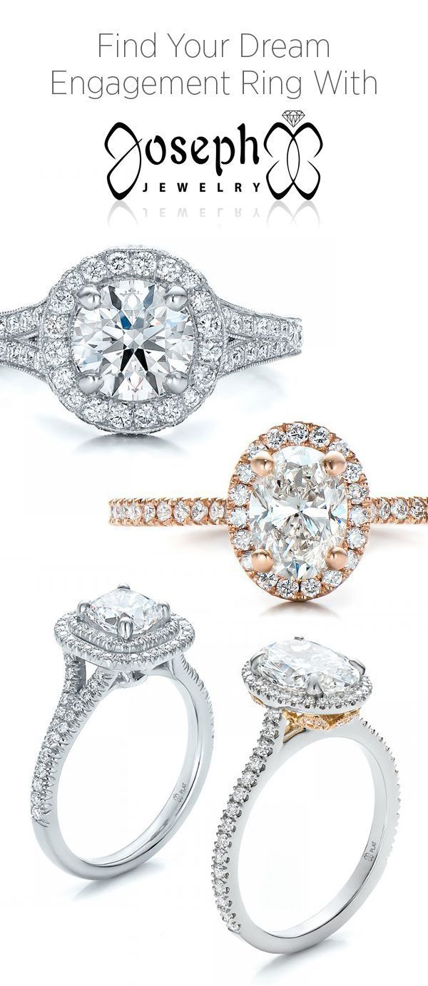 Design Your Engagement Ring with Joseph Jewelry