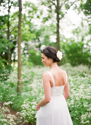 Romantic English Countryside Wedding