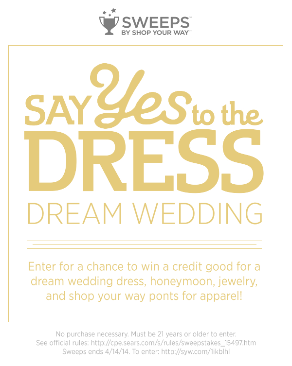 Say Yes to the Dress Dream Wedding