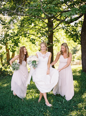 Charming Virginia Countryside Wedding