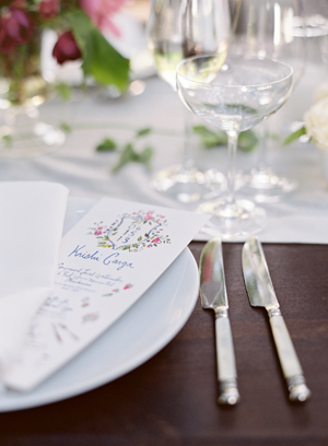 wedding-calligraphy-menu