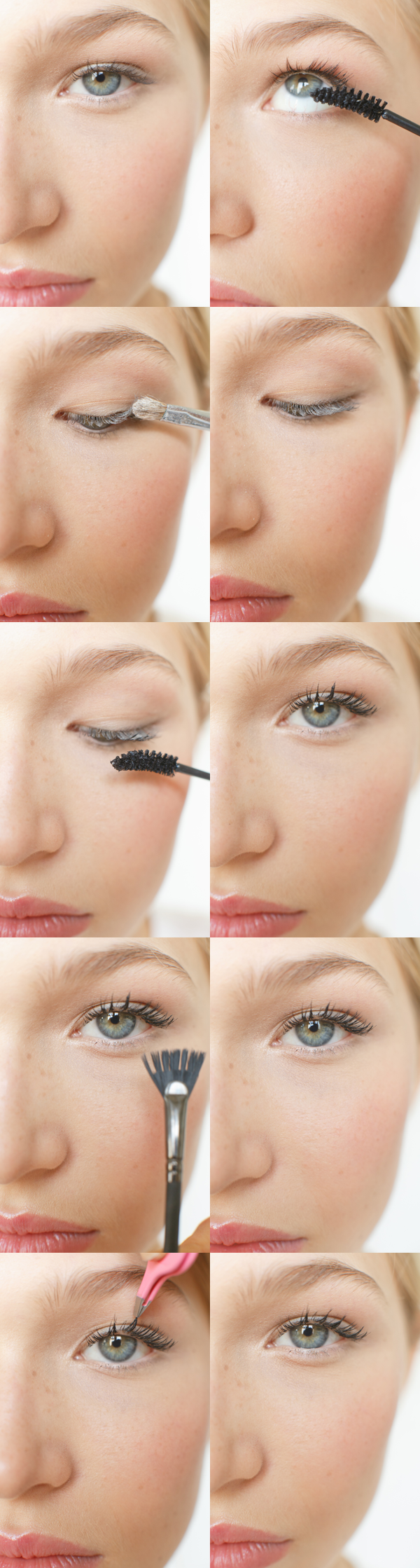 diy-fake-thicker-lashes-with-mascara-tutorial
