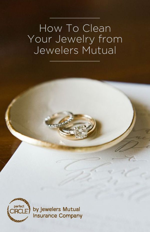 Tips for Cleaning Your Ring from Jewelers Mutual