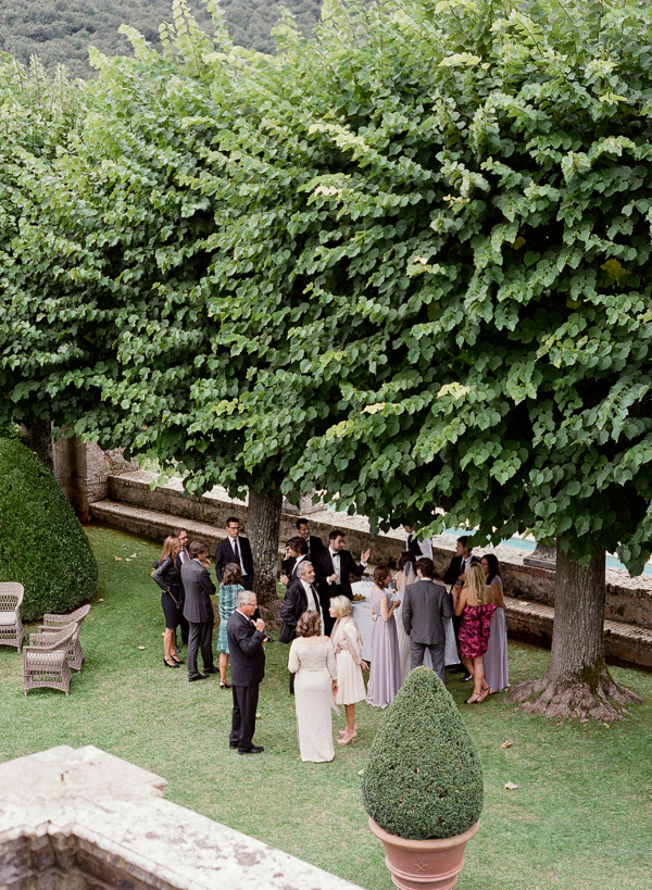 Intimate Italian Wedding at Villa Cetinale