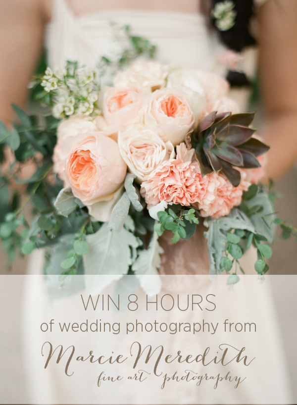 Win 9 Hours of Photography From Marcie Meredith