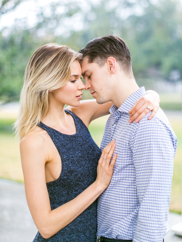 Natural Spring Engagement Session Part 1