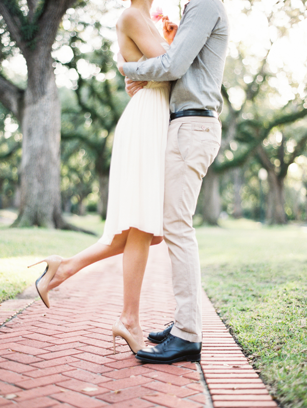 Natural Spring Engagement Session Part 2