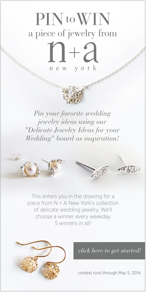 Pin to Win Jewelry from N + A New York