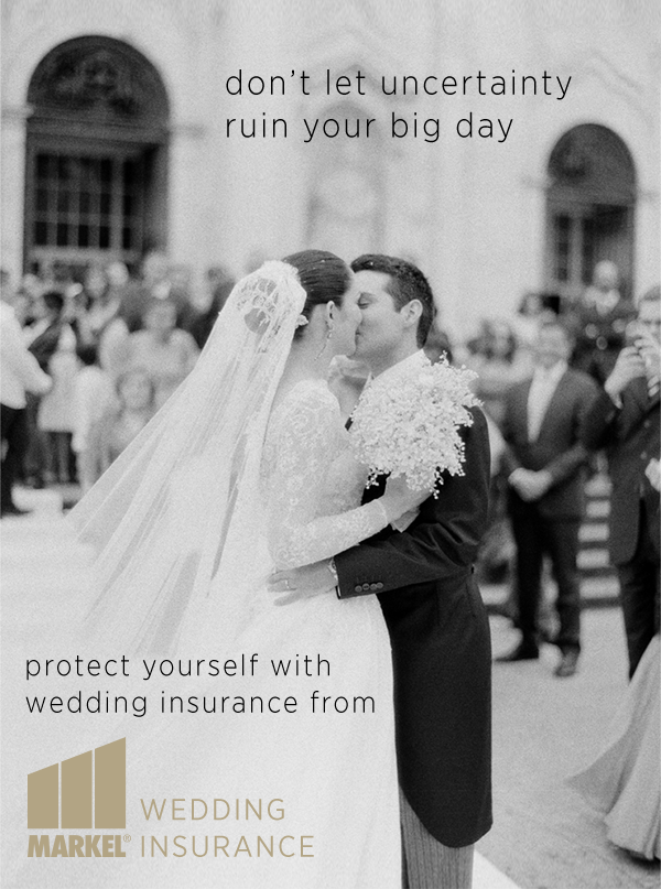 Wedding Insurance through Markel