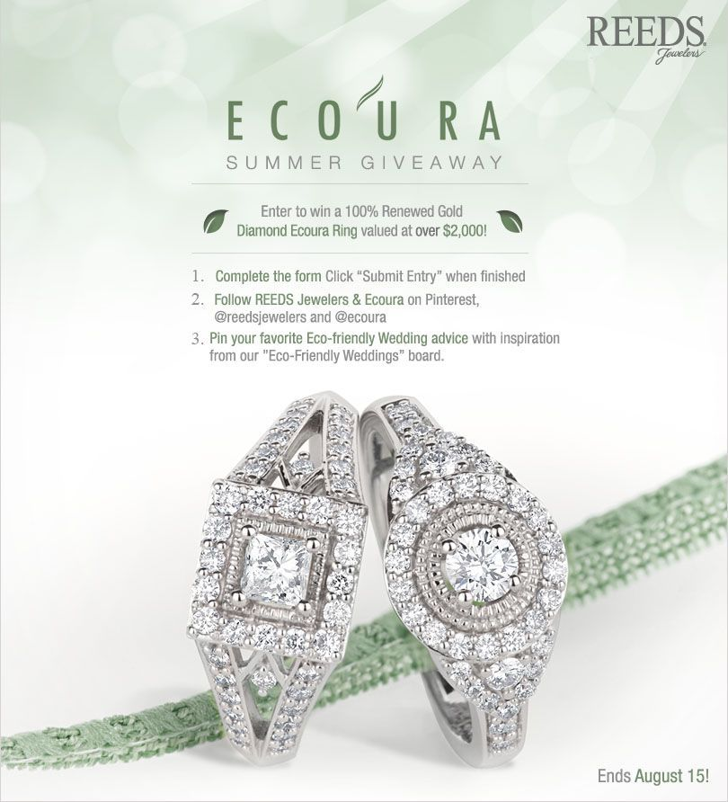 Win an Ecoura Engagement Ring!
