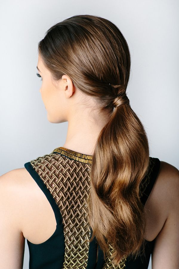 slick-low-back-ponytail