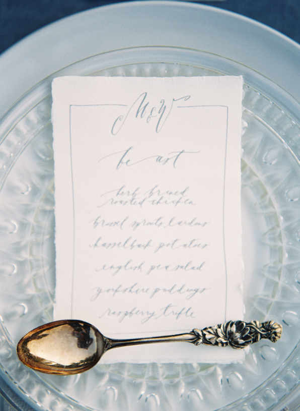 calligraphy-freehand-wedding-menu