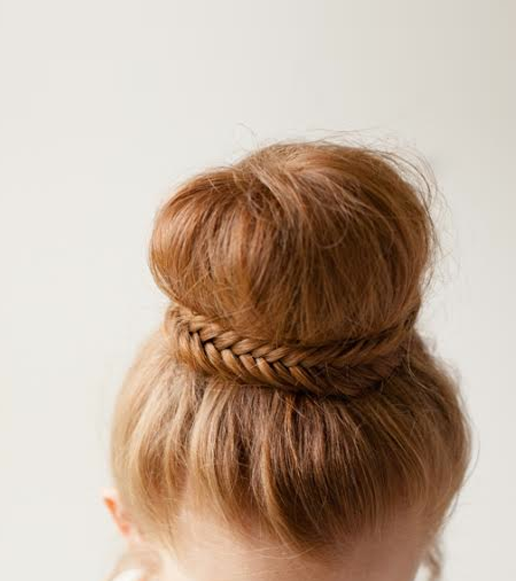 diy-fishtail-bun-tutorial
