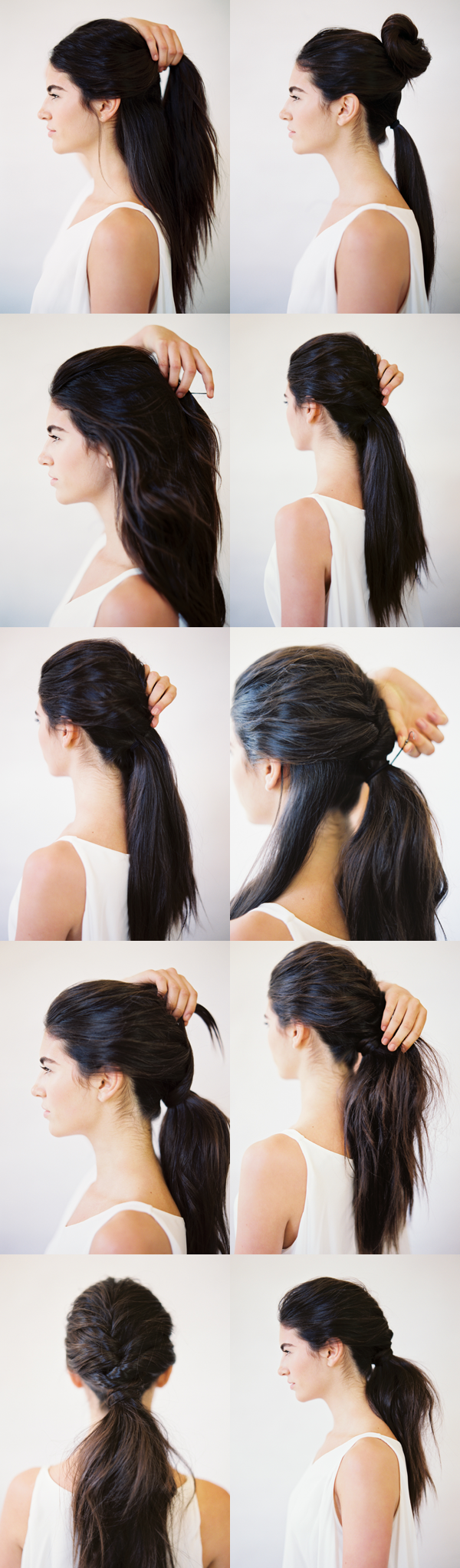 diy-layered-ponytail-tutorial-steps