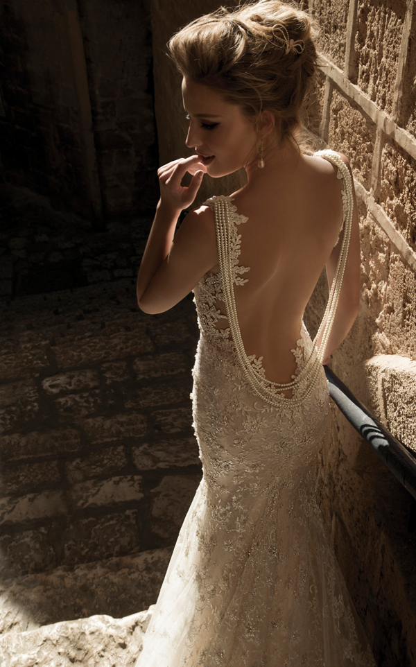 Galia lahav haute couture wedding dresses once wed Wedding dress designer galia lahav