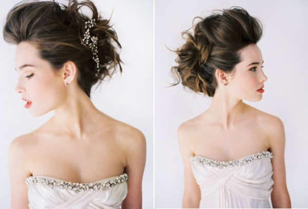 Top 20 Wedding Hairstyles For Medium Hair: Top 20 Wedding Updos