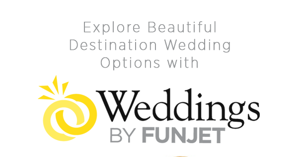 Win a Destination Wedding from Weddings by Funjet