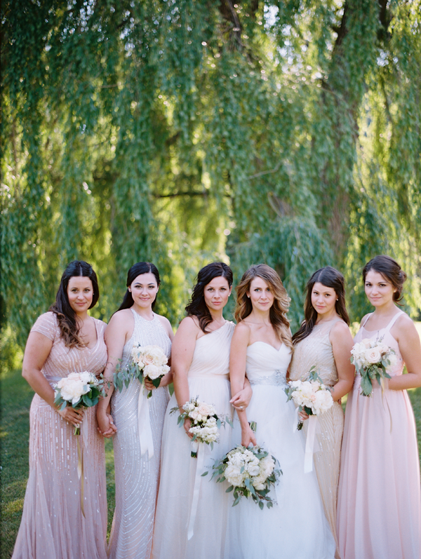 mis-matched-bridesmaids-blush-dresses