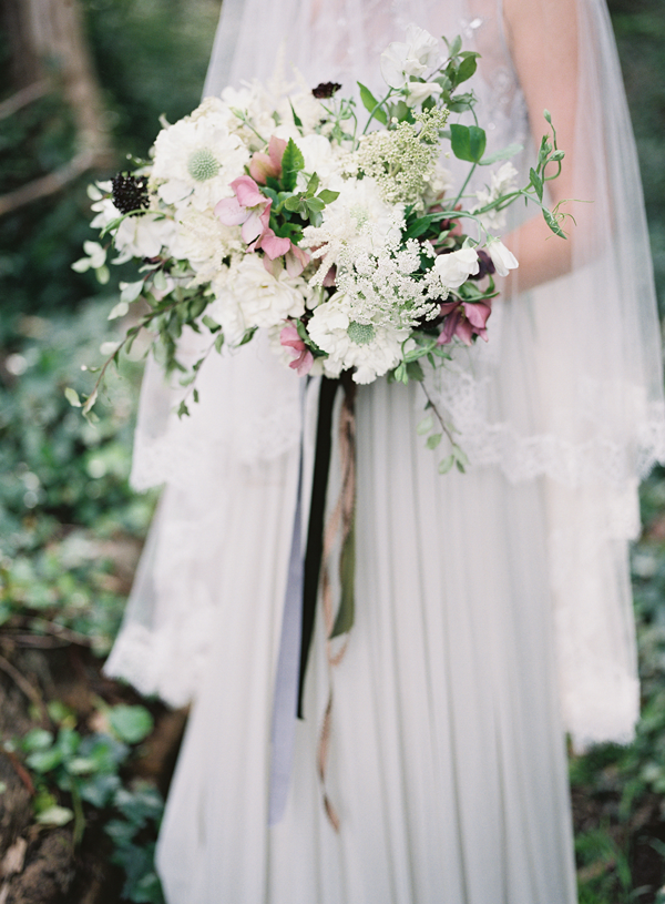 scabiosa-and-hellebore-wedding-bouquet