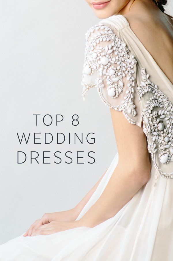 Our Most Pinned Wedding Dresses