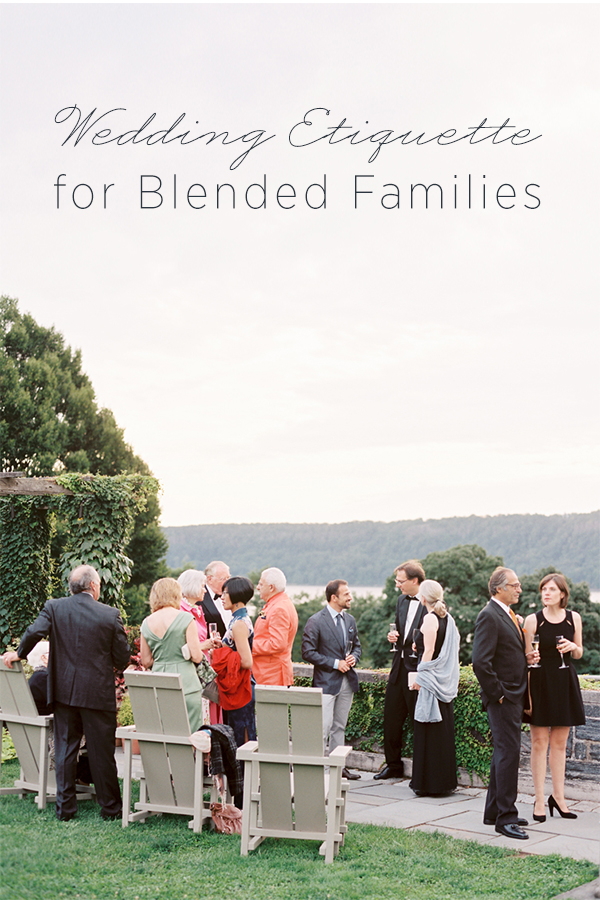 wedding etiquette for blended families wedding ideas With wedding invitation etiquette blended families