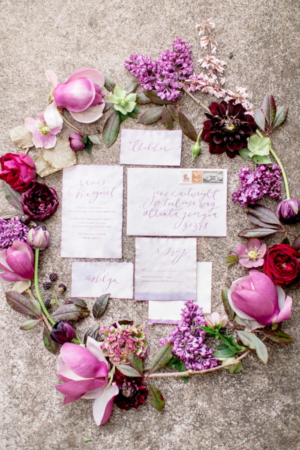 invitation-suite-styling-purple-wedding