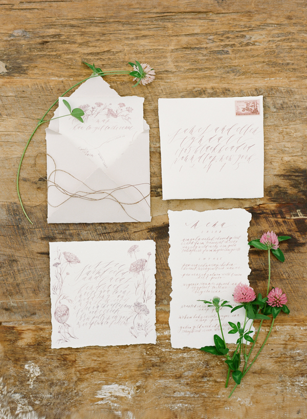 calligraphy-wedding-invitations