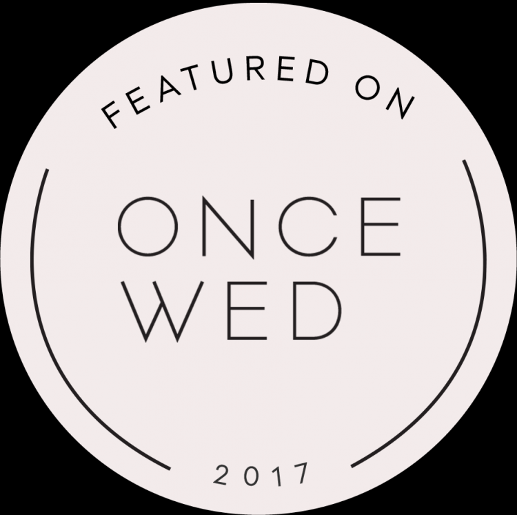 Image result for once wed badge