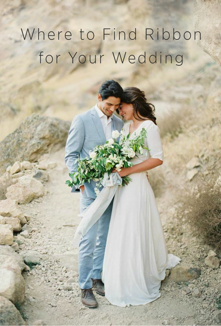 Where to find Ribbon for your Wedding