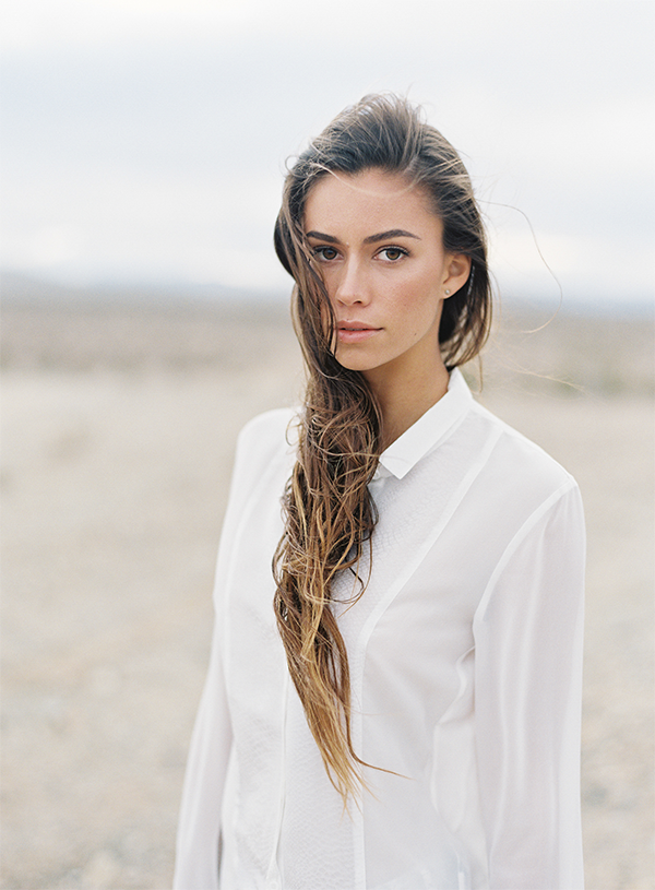Geometric Desert Wedding Inspiration