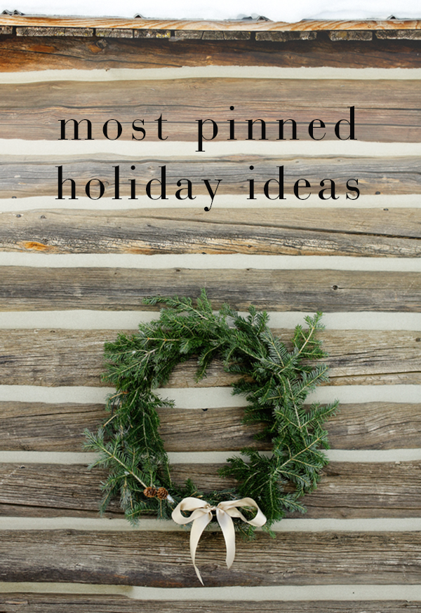 most-pinned-once-wed-holiday-ideas