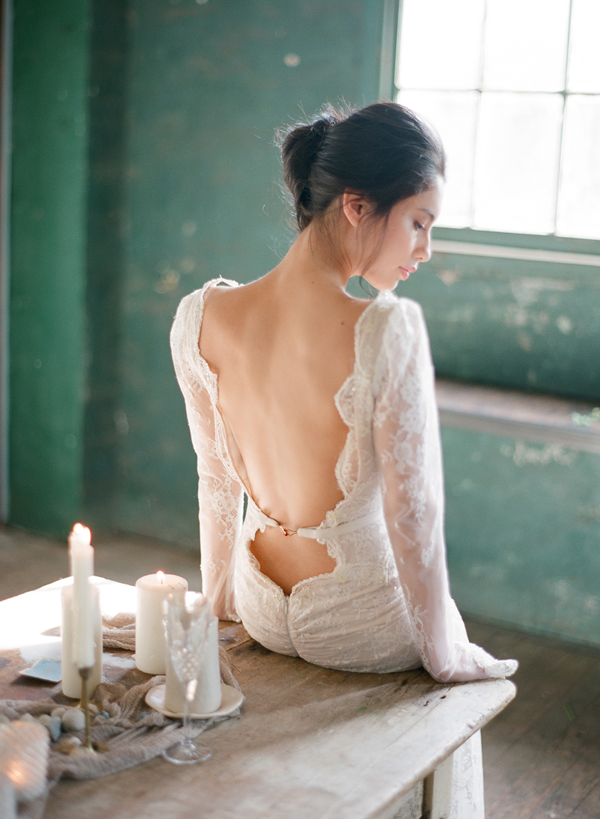 Relaxed Organic Wedding Inspiration