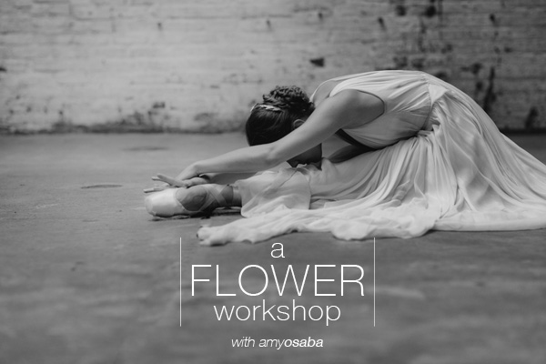 A Flower Workshop with Amy Osaba Events