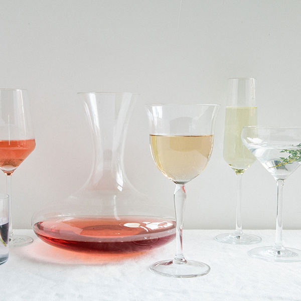 Editorial - glassware (from once wed shoot)