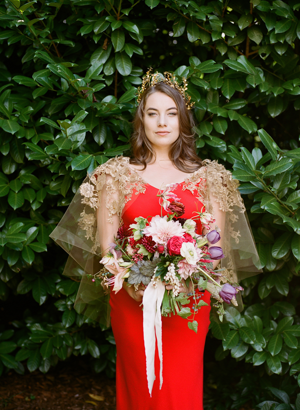 dramatic-red-wedding-dress-gold-details-cheryl-taylor-joy-thigpen