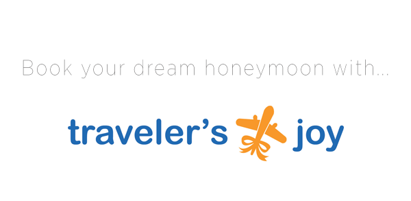 Book your Dream Honeymoon with Traveler's Joy