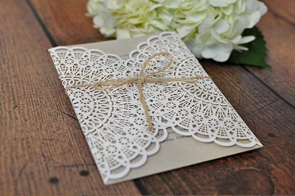 Cheap Rustic Wedding Invitations: Invitations By Dawn: Exclusive Stationery Discount