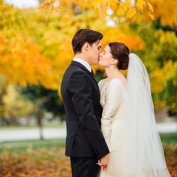 Elegant Fall Wedding in Chicago